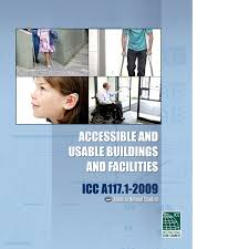 ICC A117.1-2009 Accessible and Usable Buildings and Facilities