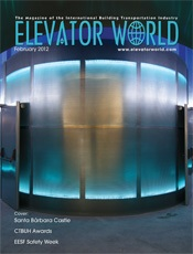 February 2012 Freight Elevator Door Control: An Opportunity for Wireless Tech