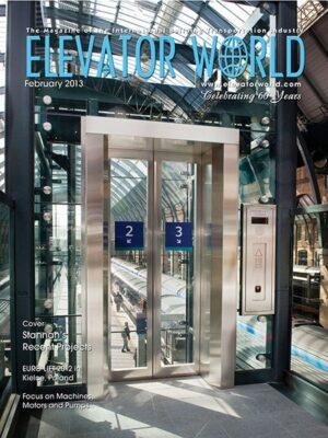 2013 February Electric Motors for Elevators