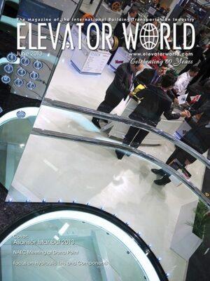 2013 June Energy-Efficient VVVF Hydraulic Lift Drive