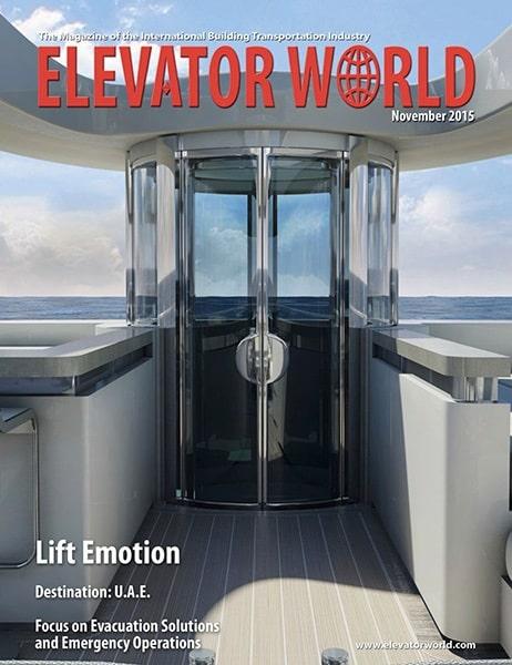 2015 November Elevator Door Force