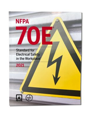 70E - Standard for Electrical Safety in the Workplace 2021