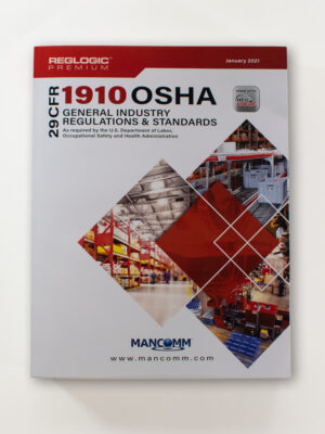 29 CFR 1910 OSHA General Industry Regulations & Standards
