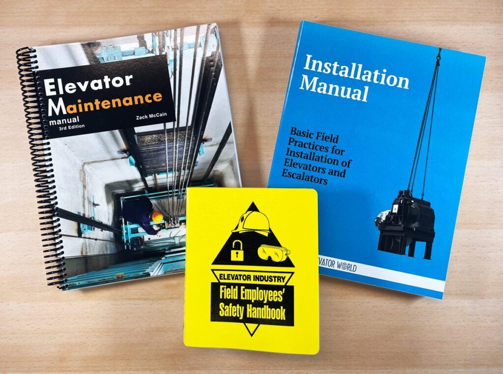 Elevator-Maintenance---Installation-Manual---Safety-Handbook